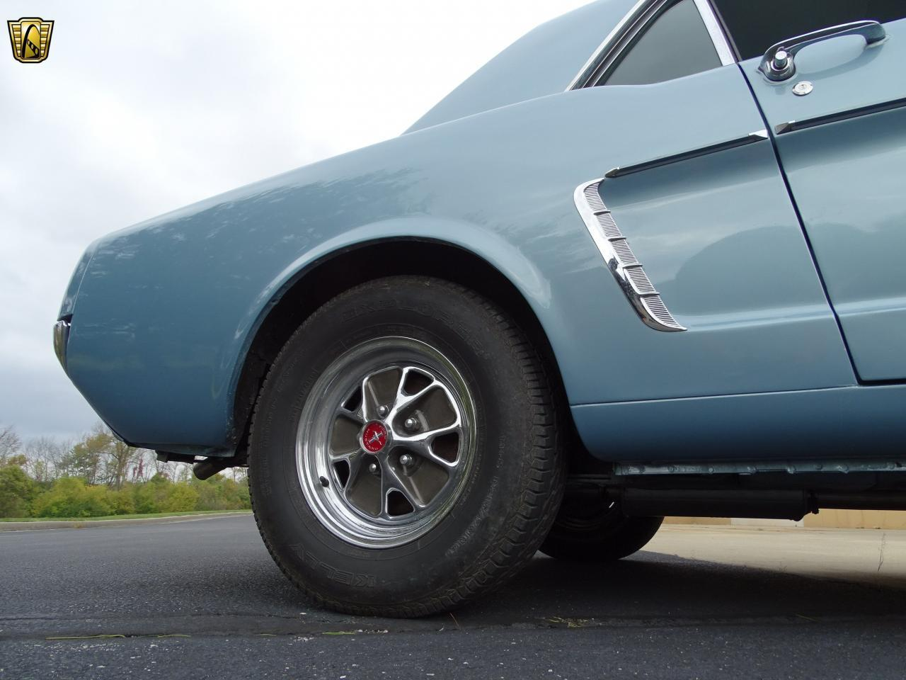 Large Picture of 1965 Ford Mustang located in O'Fallon Illinois - $16,995.00 Offered by Gateway Classic Cars - St. Louis - KDUO