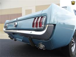 Picture of '65 Mustang located in O'Fallon Illinois - $16,995.00 Offered by Gateway Classic Cars - St. Louis - KDUO