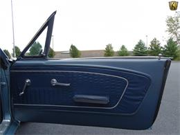 Picture of '65 Ford Mustang located in O'Fallon Illinois - $16,995.00 Offered by Gateway Classic Cars - St. Louis - KDUO