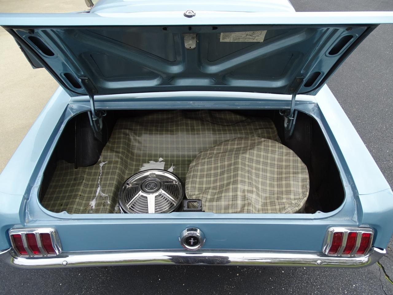 Large Picture of Classic '65 Ford Mustang located in O'Fallon Illinois - $16,995.00 Offered by Gateway Classic Cars - St. Louis - KDUO
