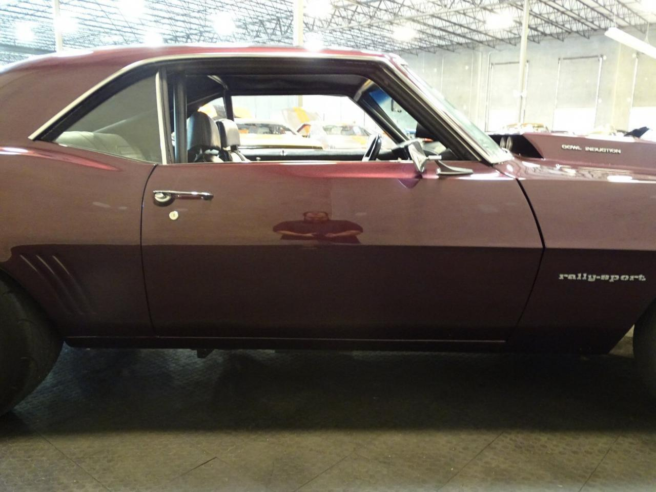 Large Picture of '69 Camaro - KDV5