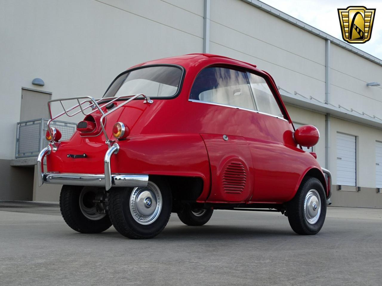 Large Picture of '58 Isetta - KDVI