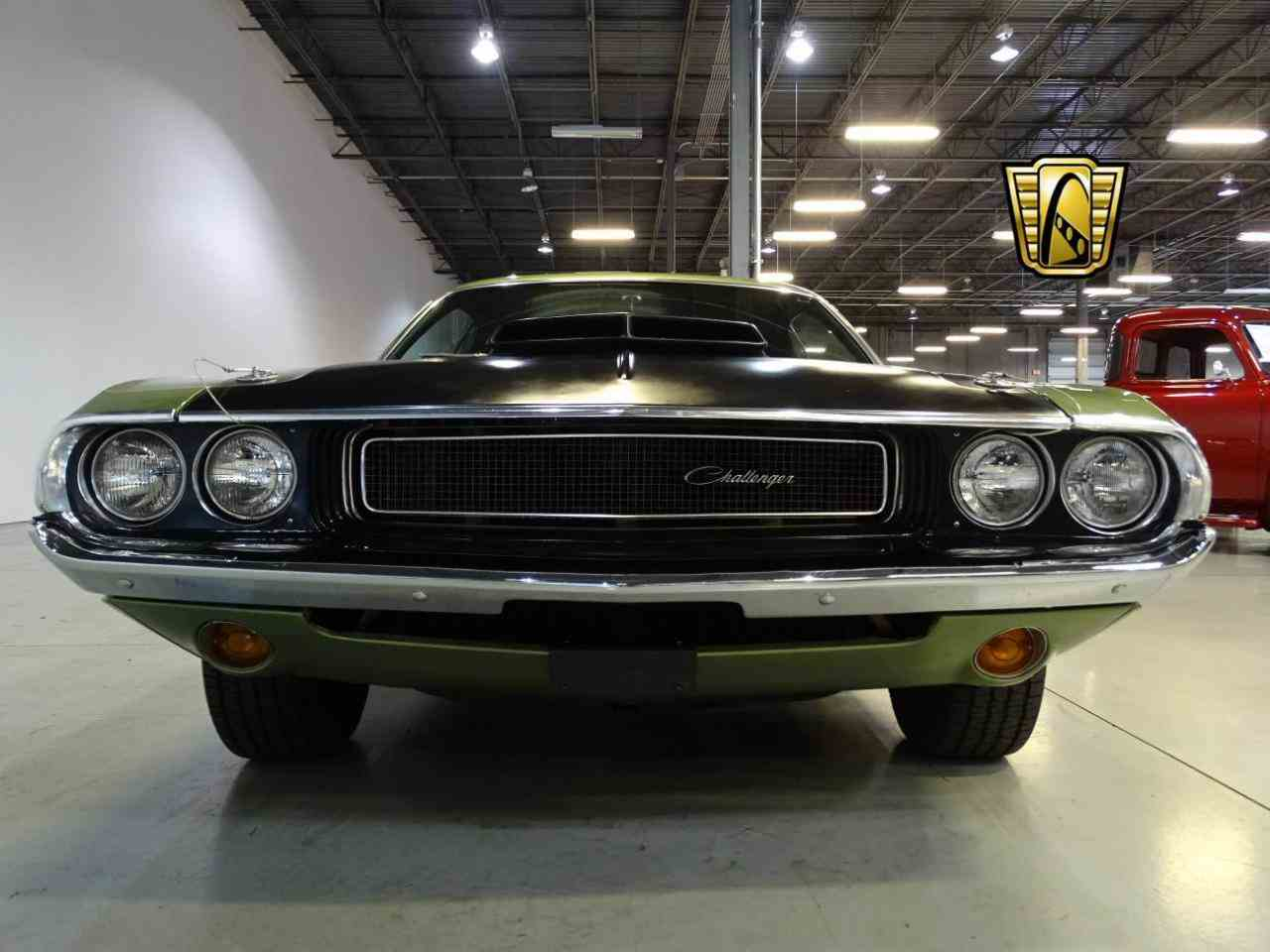 Large Picture of '70 Challenger - KDWH