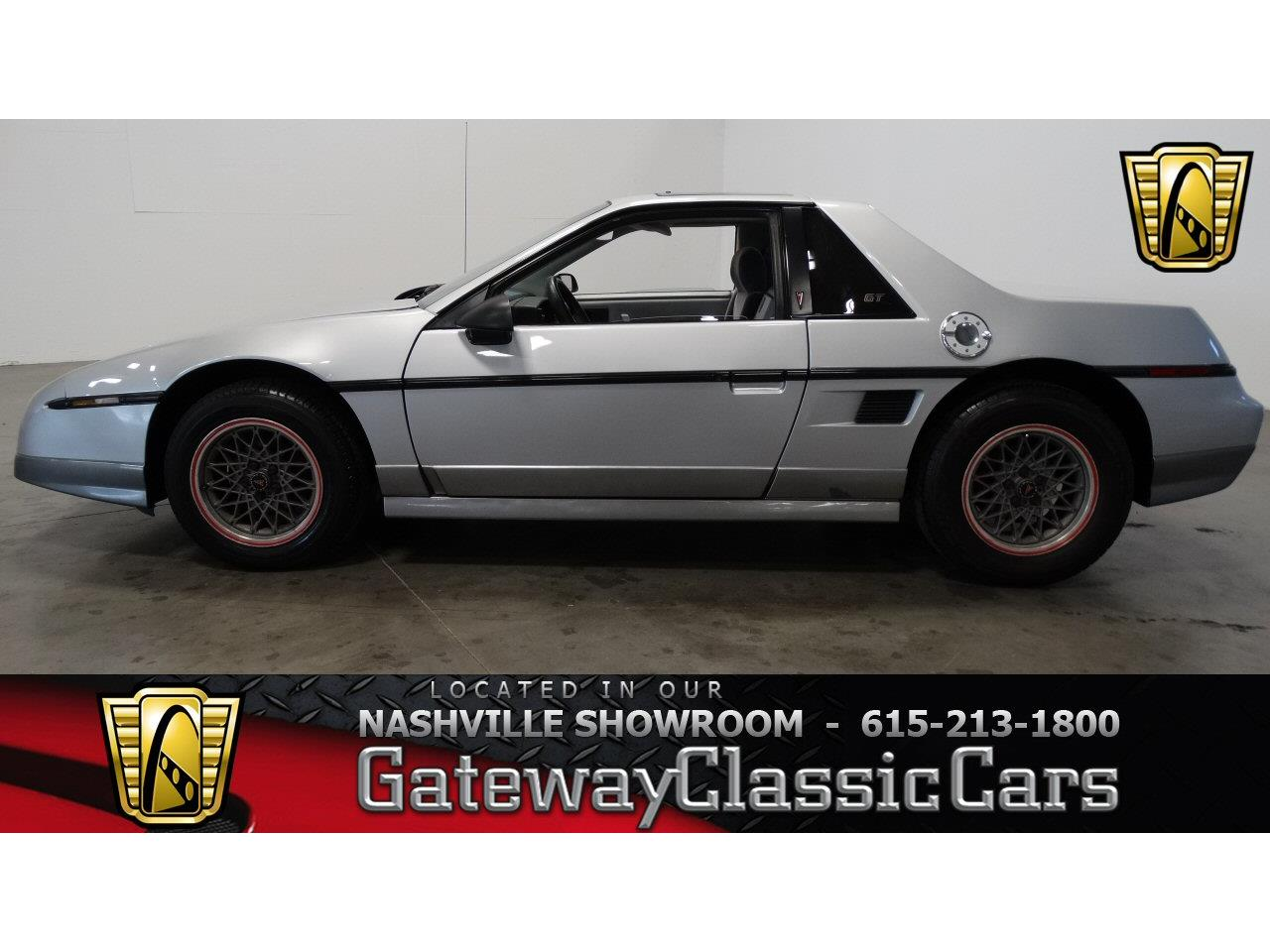 Large Picture of '85 Fiero - $6,995.00 Offered by Gateway Classic Cars - Nashville - KDWK