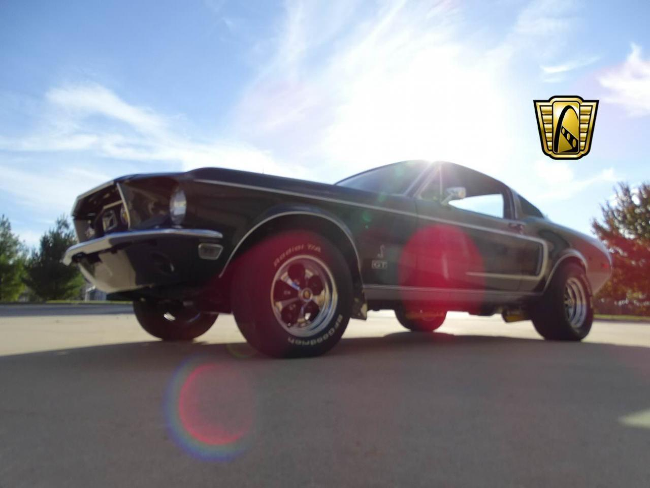 Large Picture of Classic '68 Mustang located in O'Fallon Illinois - KDWO