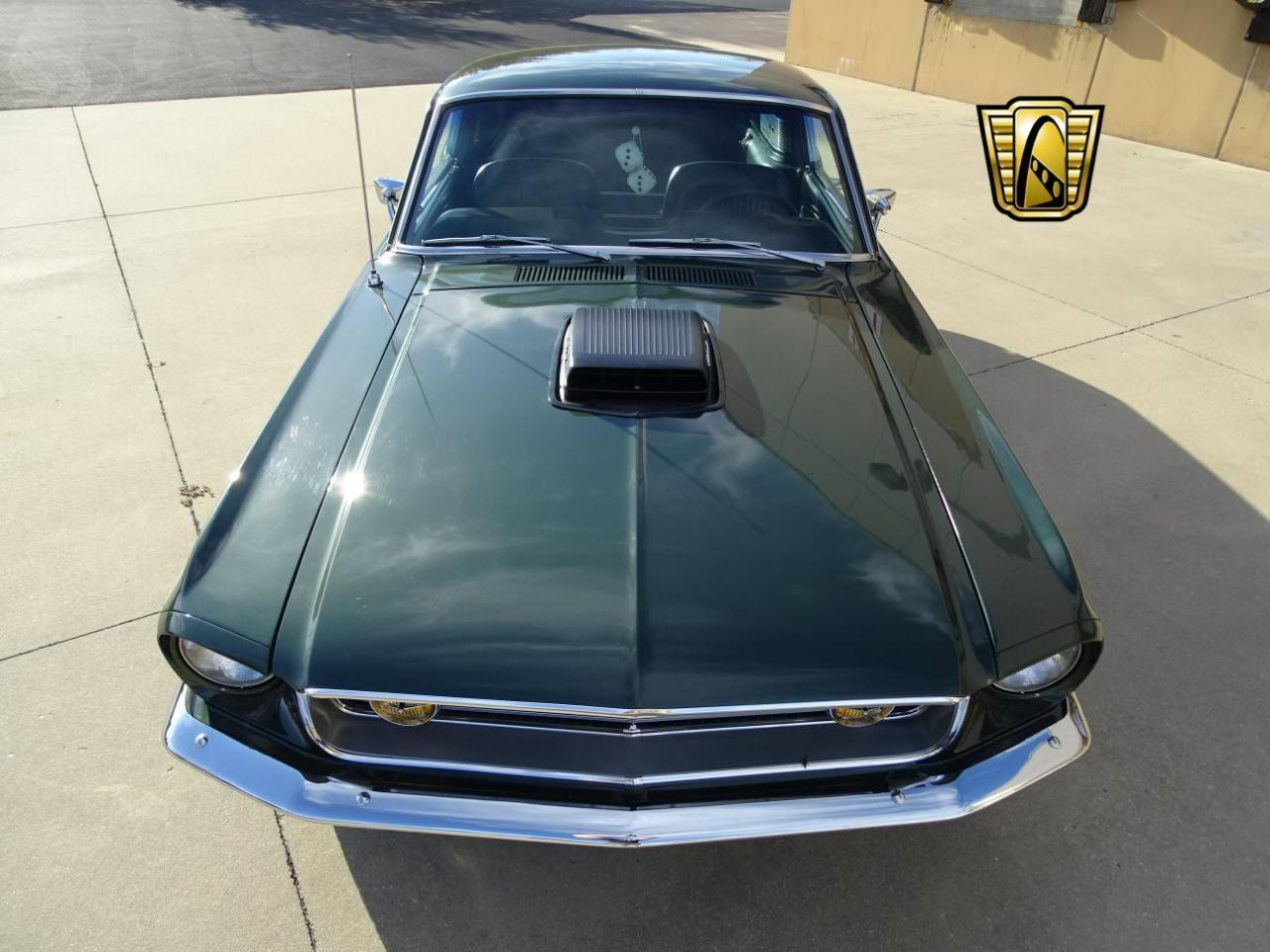 Large Picture of '68 Ford Mustang Offered by Gateway Classic Cars - St. Louis - KDWO