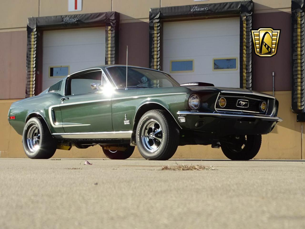 Large Picture of Classic 1968 Mustang Offered by Gateway Classic Cars - St. Louis - KDWO