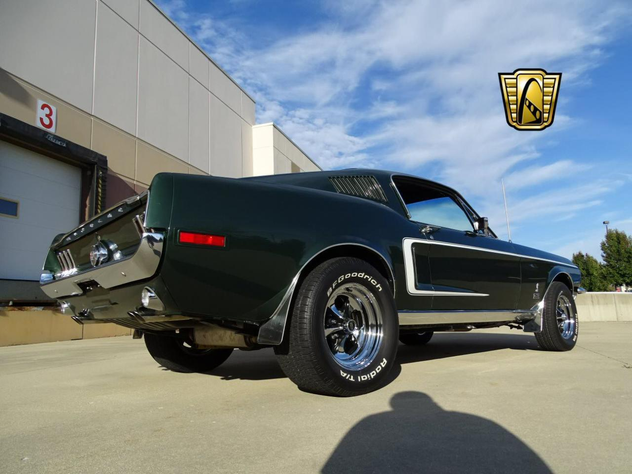 Large Picture of 1968 Ford Mustang located in Illinois - $74,000.00 - KDWO