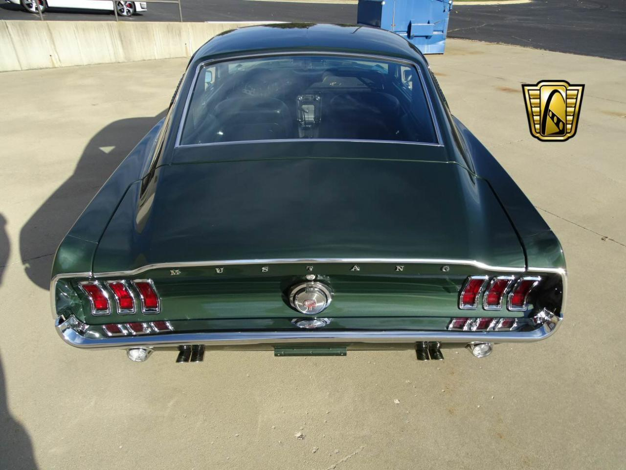 Large Picture of Classic 1968 Ford Mustang - KDWO