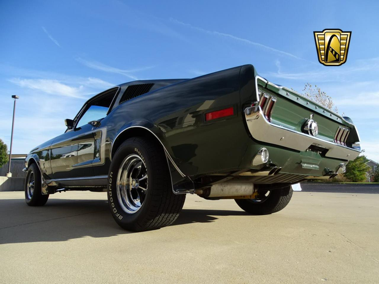 Large Picture of Classic 1968 Mustang - $74,000.00 Offered by Gateway Classic Cars - St. Louis - KDWO