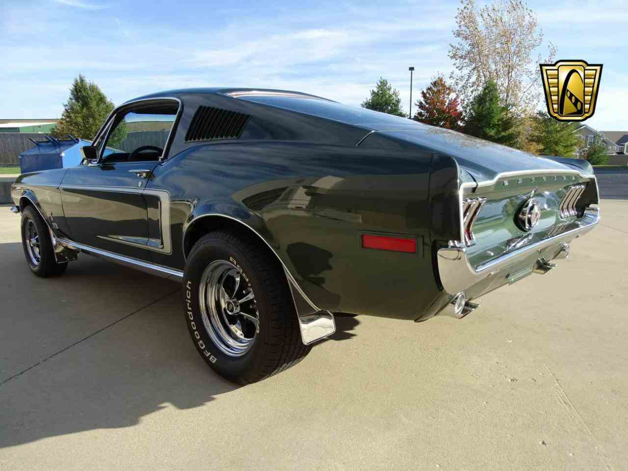 Large Picture of '68 Mustang - KDWO
