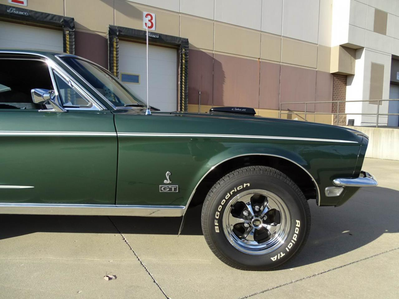 Large Picture of 1968 Mustang located in Illinois - $74,000.00 Offered by Gateway Classic Cars - St. Louis - KDWO