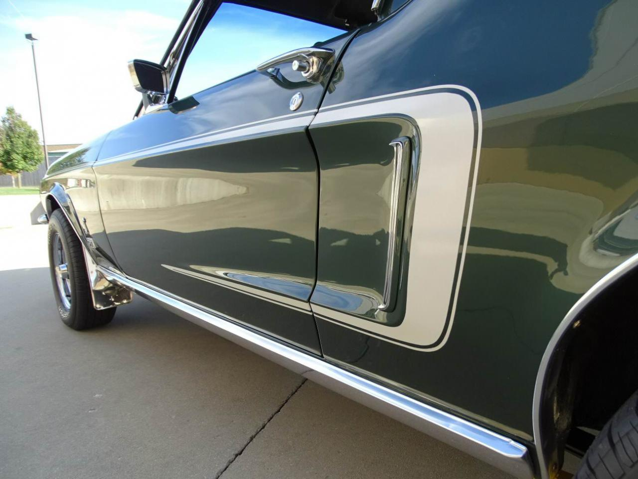 Large Picture of Classic 1968 Mustang located in O'Fallon Illinois - $74,000.00 Offered by Gateway Classic Cars - St. Louis - KDWO
