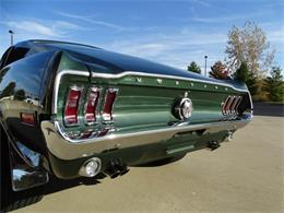 Picture of '68 Ford Mustang located in O'Fallon Illinois - $74,000.00 Offered by Gateway Classic Cars - St. Louis - KDWO
