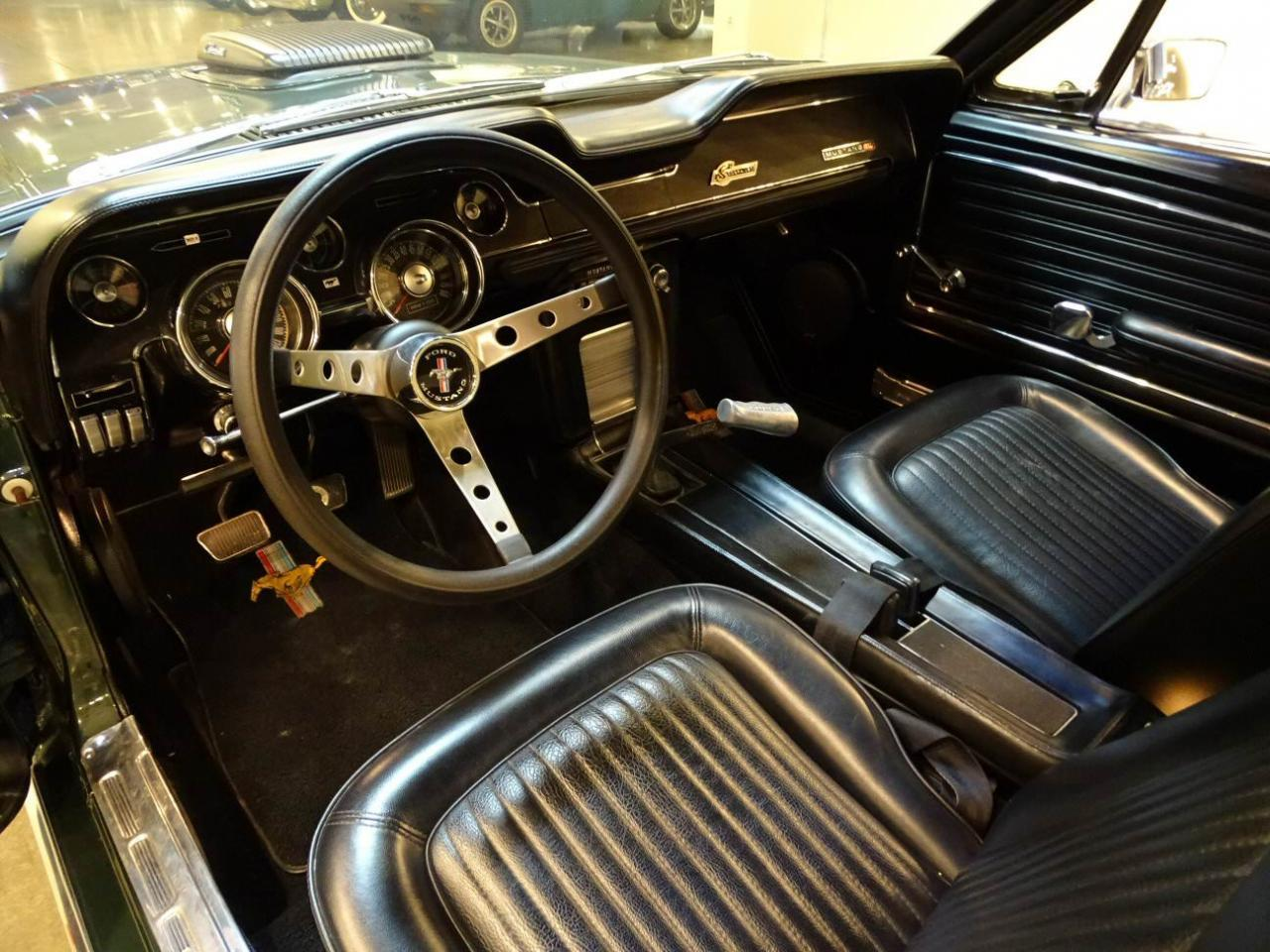 Large Picture of Classic 1968 Ford Mustang located in O'Fallon Illinois - KDWO
