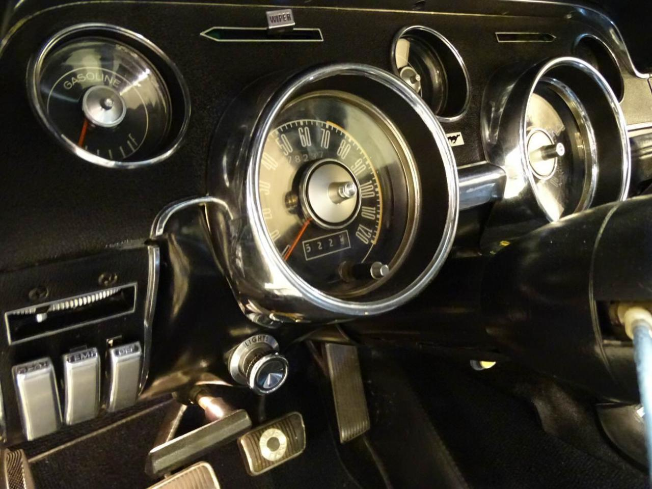 Large Picture of 1968 Mustang located in O'Fallon Illinois - KDWO