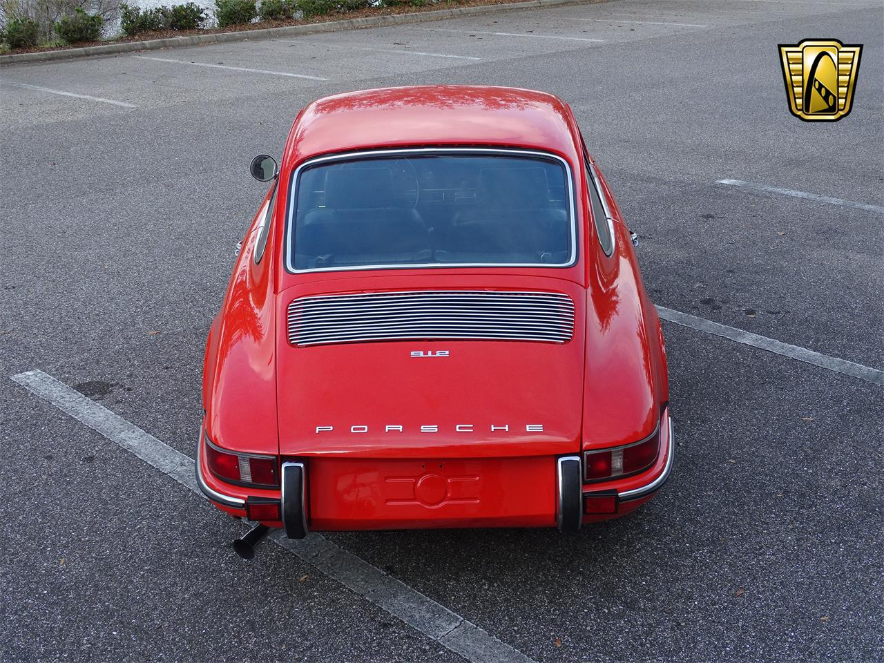 Large Picture of '69 912 located in Ruskin Florida - $45,995.00 Offered by Gateway Classic Cars - Tampa - KDX5