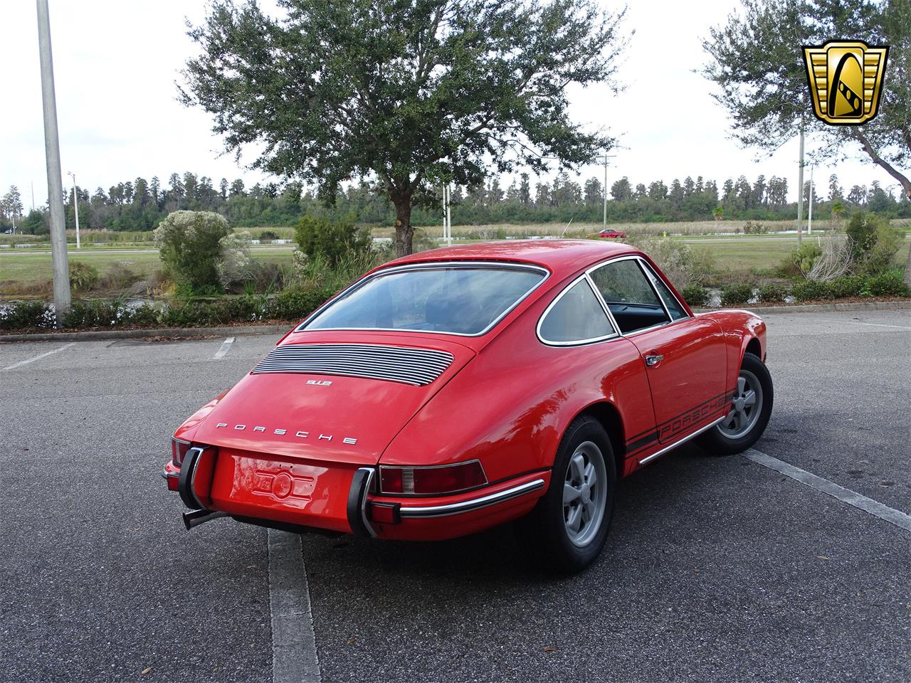 Large Picture of '69 912 located in Ruskin Florida Offered by Gateway Classic Cars - Tampa - KDX5