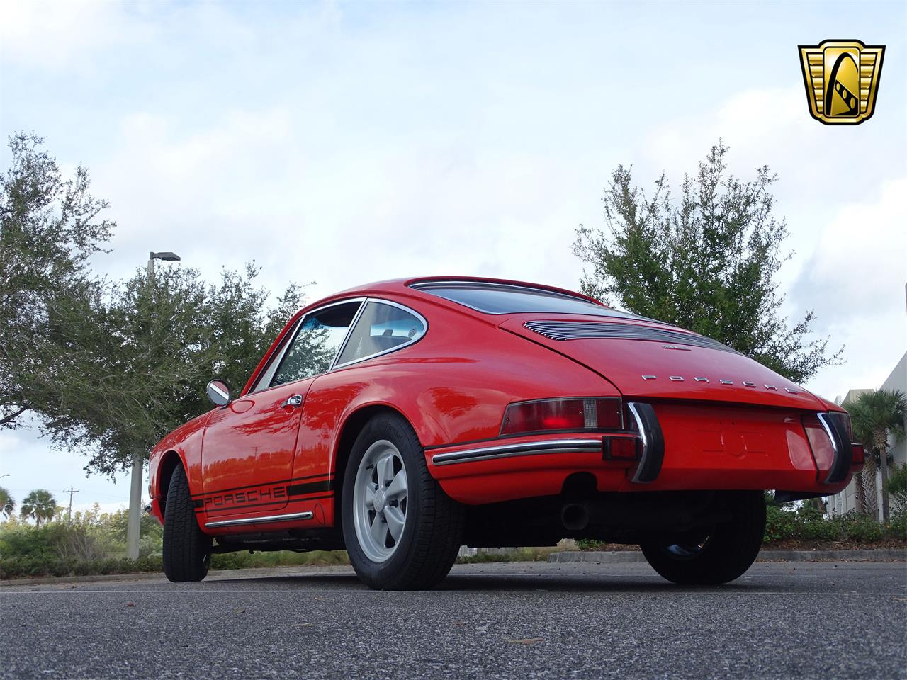 Large Picture of Classic 1969 Porsche 912 Offered by Gateway Classic Cars - Tampa - KDX5