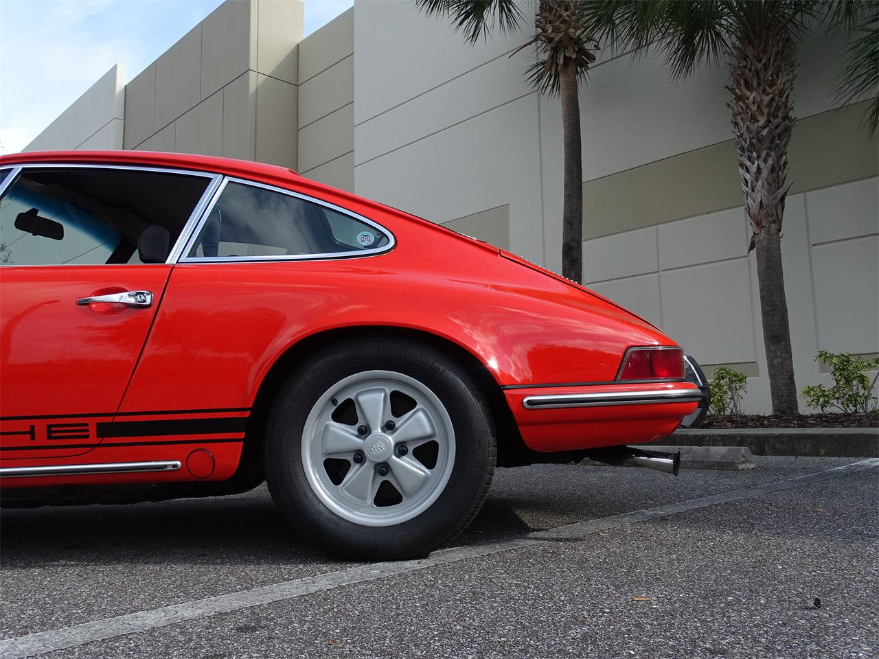 Large Picture of 1969 Porsche 912 located in Ruskin Florida - $45,995.00 Offered by Gateway Classic Cars - Tampa - KDX5