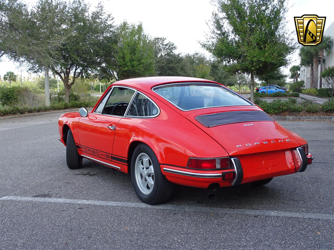 Large Picture of '69 Porsche 912 located in Florida - $45,995.00 Offered by Gateway Classic Cars - Tampa - KDX5