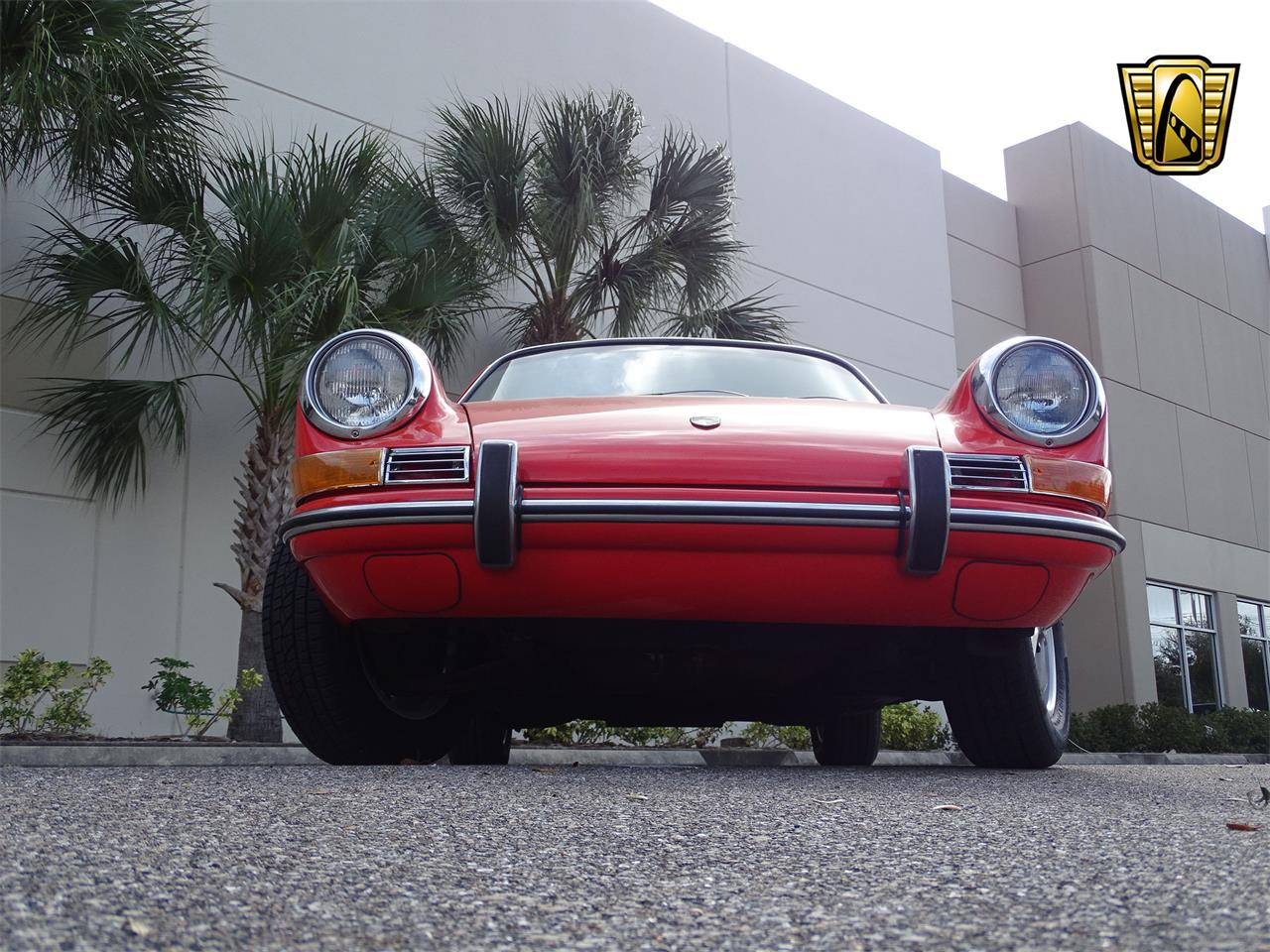 Large Picture of '69 Porsche 912 Offered by Gateway Classic Cars - Tampa - KDX5
