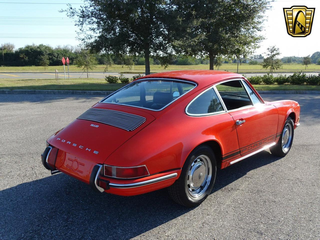 Large Picture of 1969 Porsche 912 - KDX5