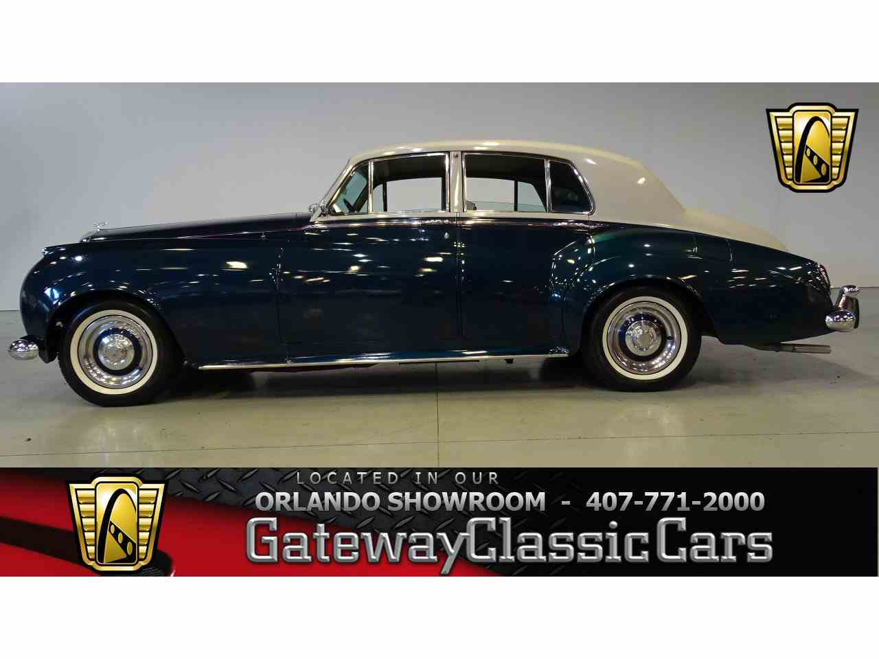 Large Picture of Classic '61 Bentley S2 located in Florida - $45,995.00 Offered by Gateway Classic Cars - Orlando - KDX7