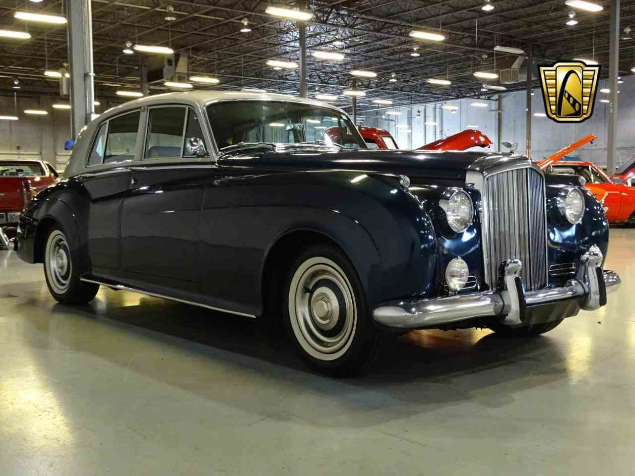 Large Picture of 1961 Bentley S2 located in Lake Mary Florida - KDX7
