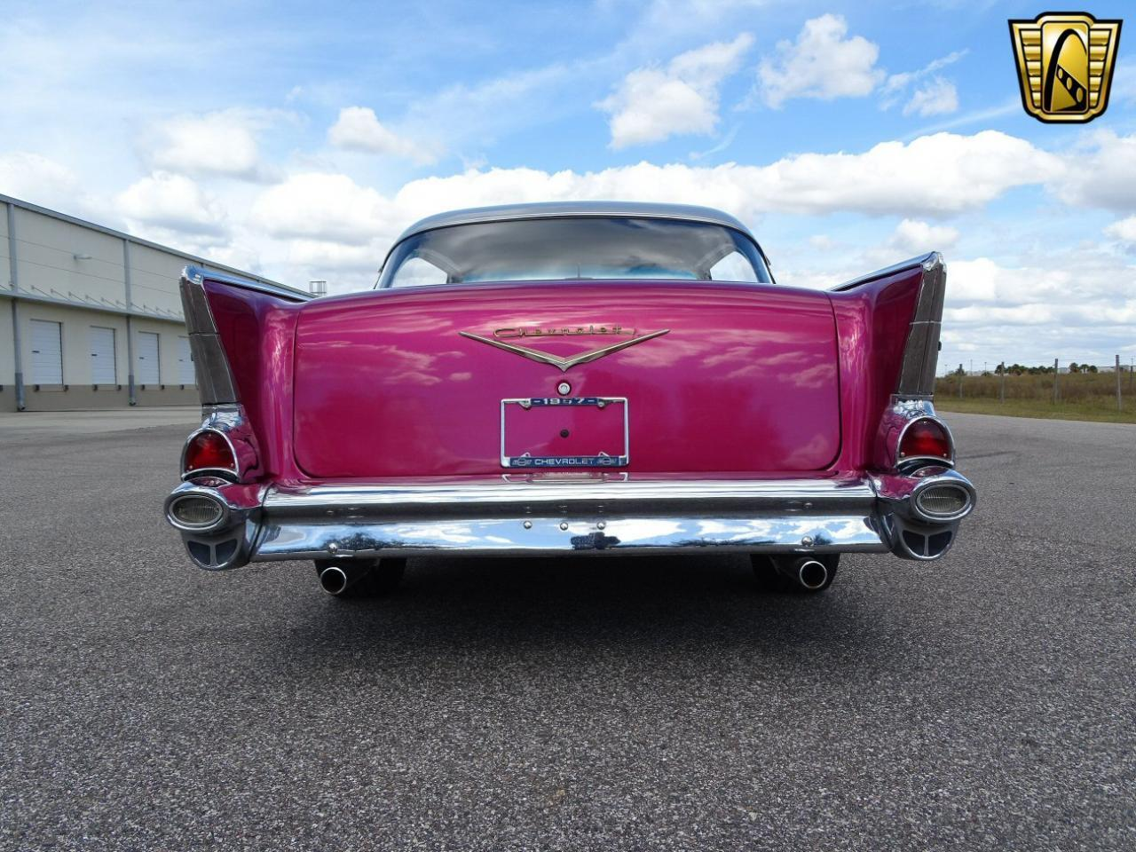 Large Picture of '57 Bel Air - KDXG