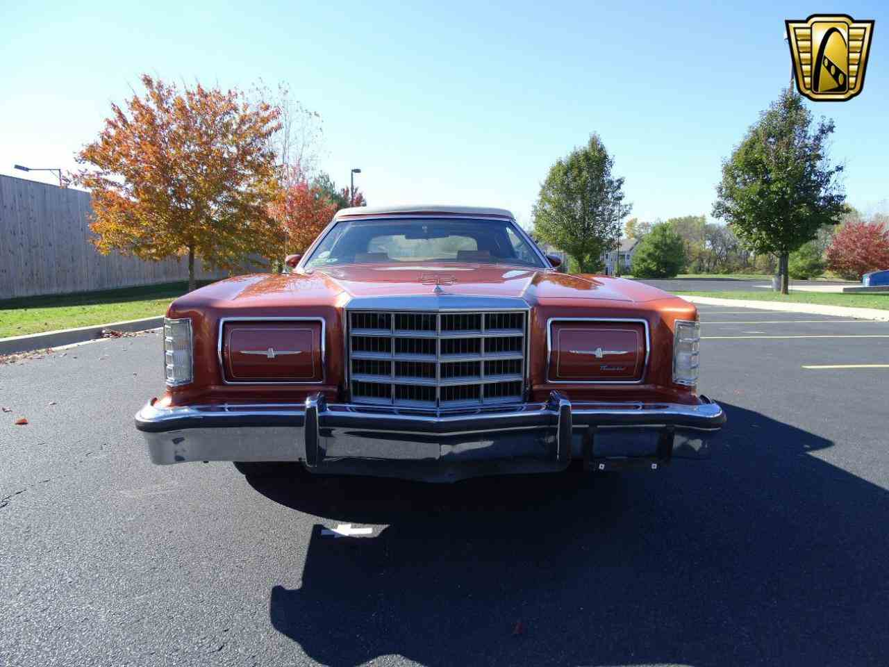 Large Picture of '79 Thunderbird - KDXR