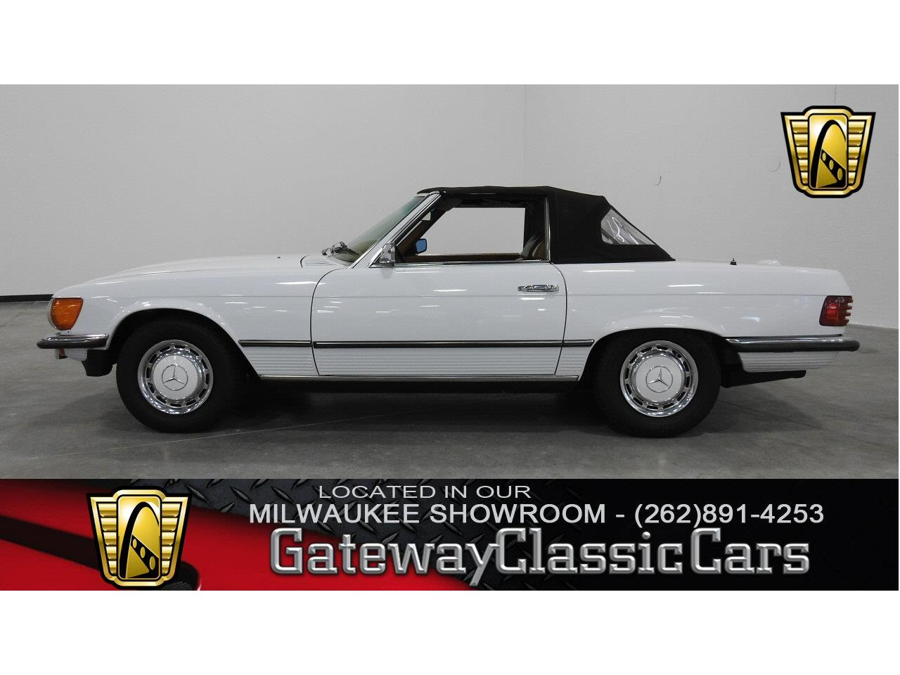 Large Picture of Classic '73 Mercedes-Benz 450SL located in Wisconsin - $13,595.00 - KDYN