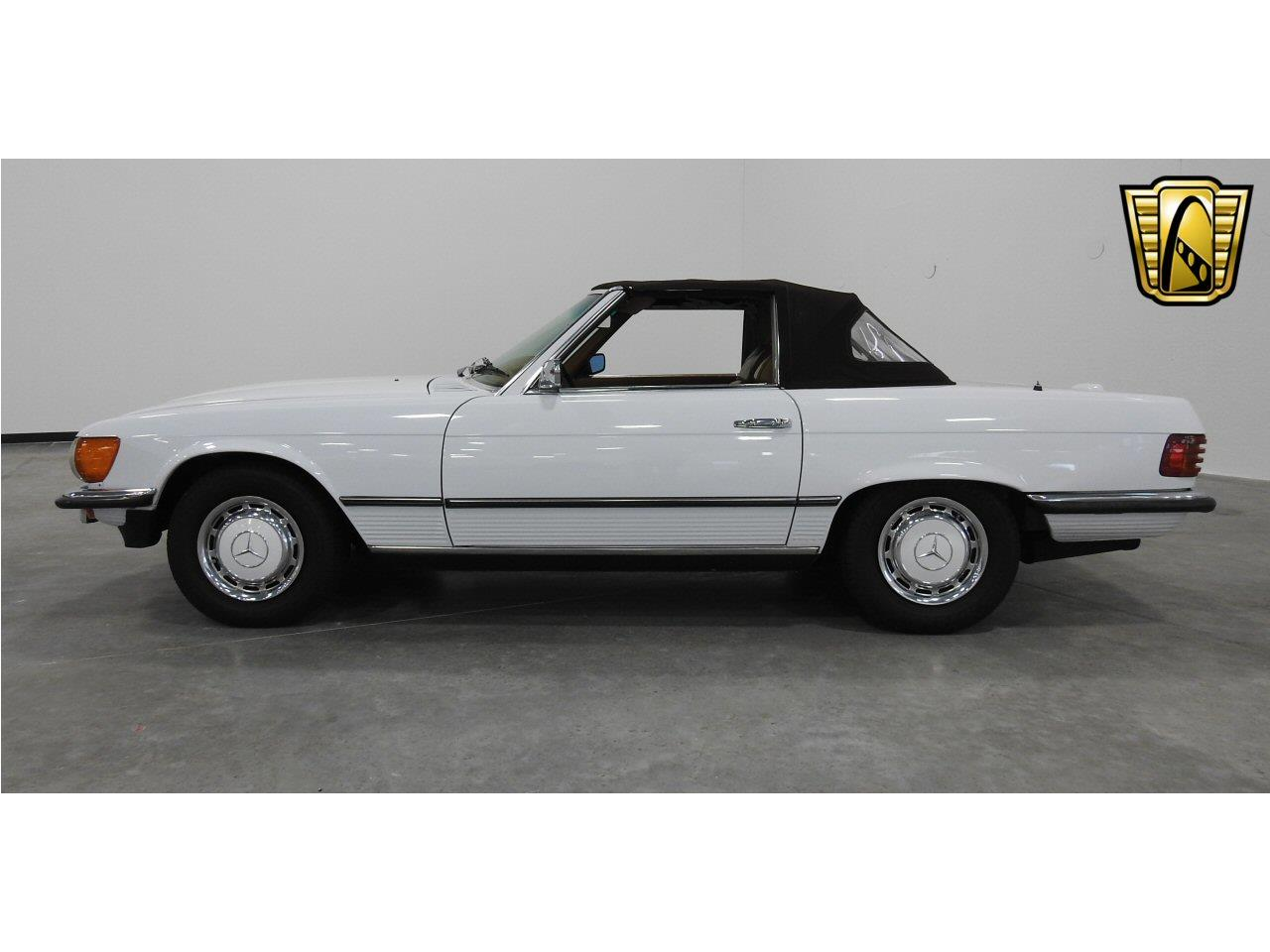 Large Picture of 1973 Mercedes-Benz 450SL - KDYN