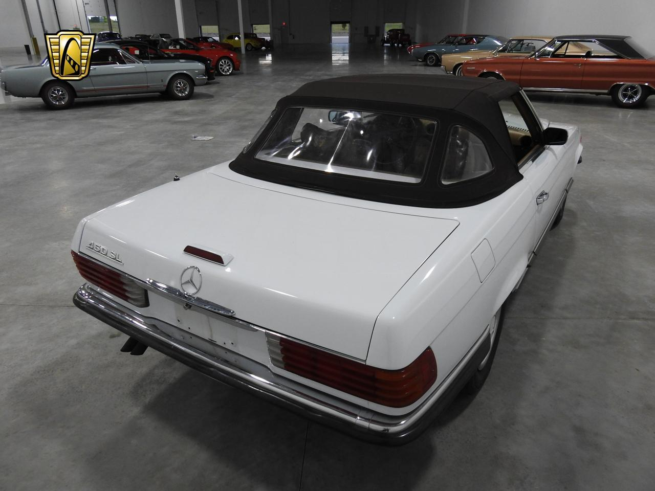 Large Picture of Classic 1973 450SL - $13,595.00 Offered by Gateway Classic Cars - Milwaukee - KDYN