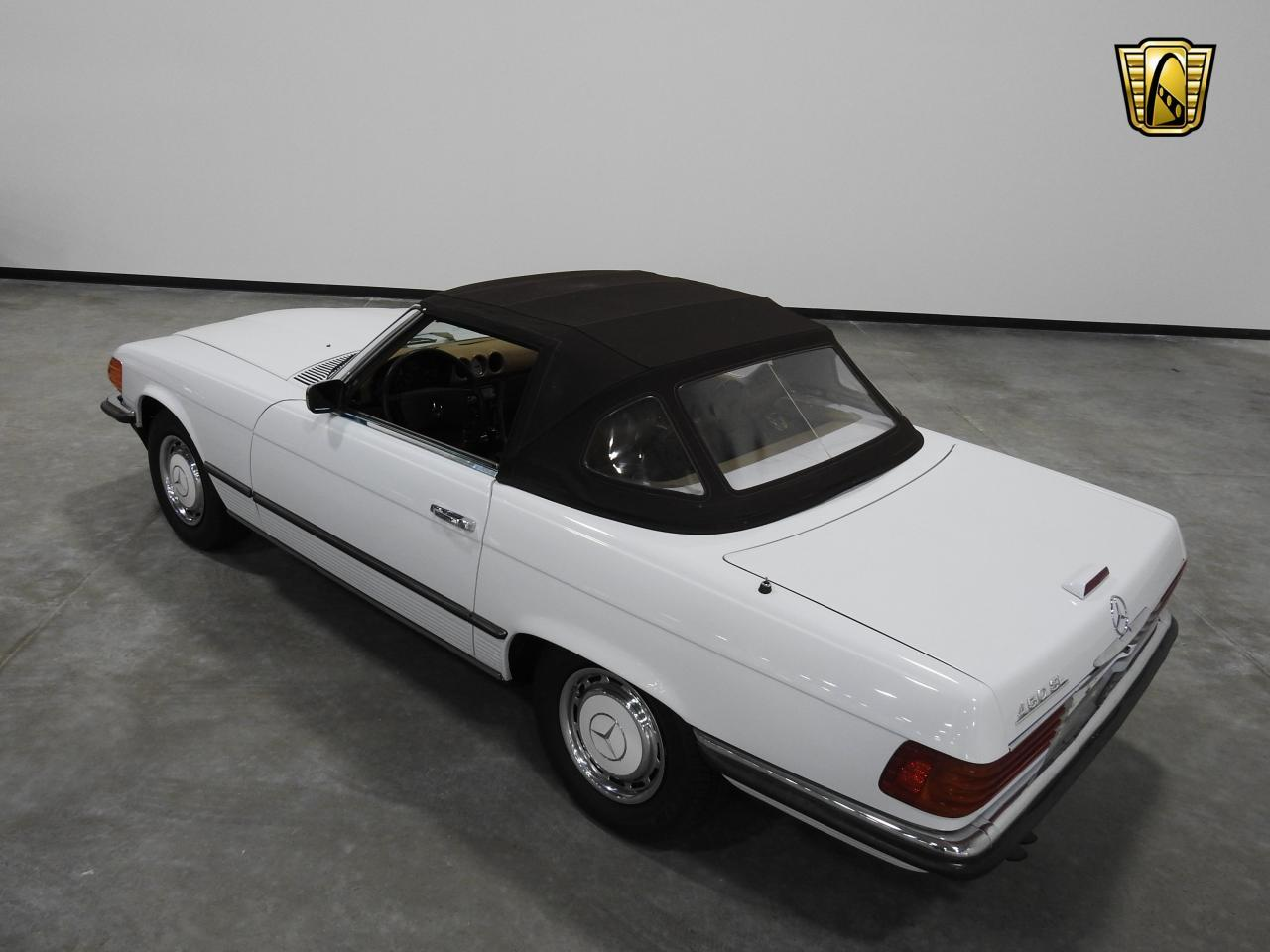 Large Picture of 1973 450SL Offered by Gateway Classic Cars - Milwaukee - KDYN