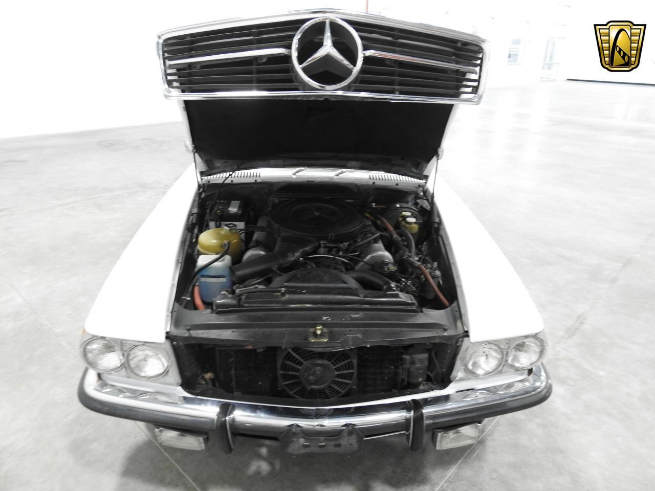 Large Picture of '73 450SL located in Wisconsin - $13,595.00 Offered by Gateway Classic Cars - Milwaukee - KDYN