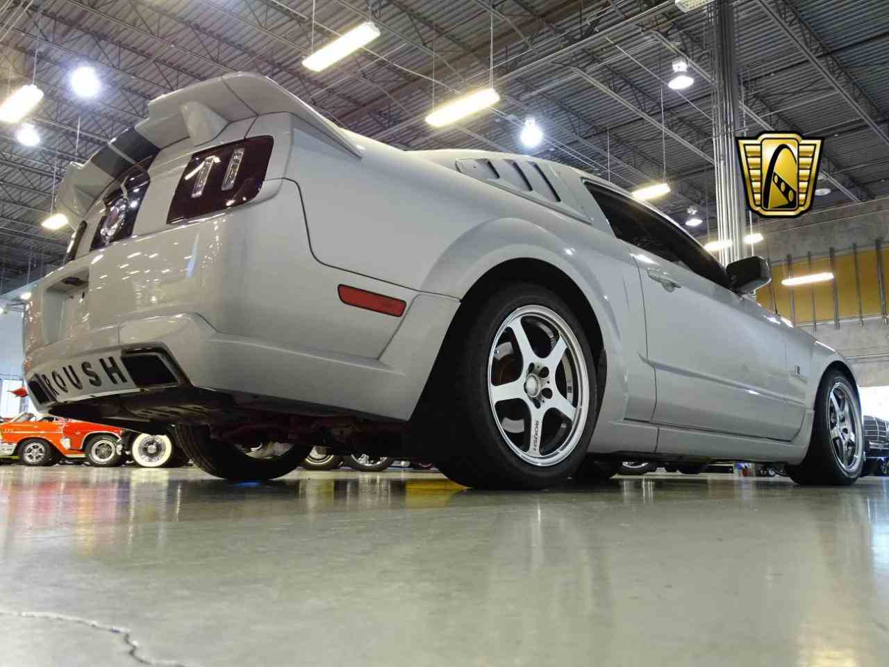 Large Picture of '06 Mustang - KDZC