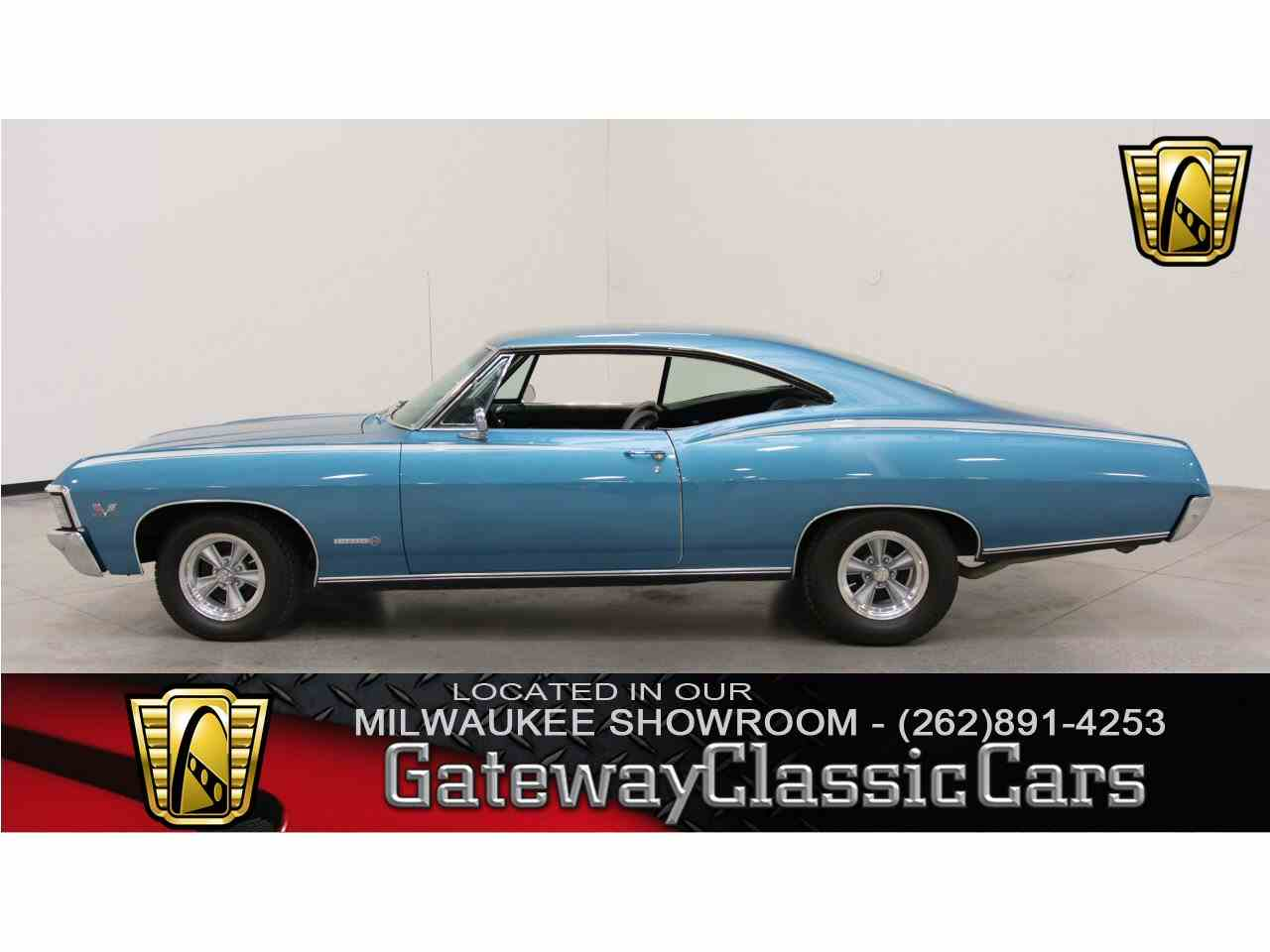 1967 Chevrolet Impala For Sale Classiccars Com Cc 951262
