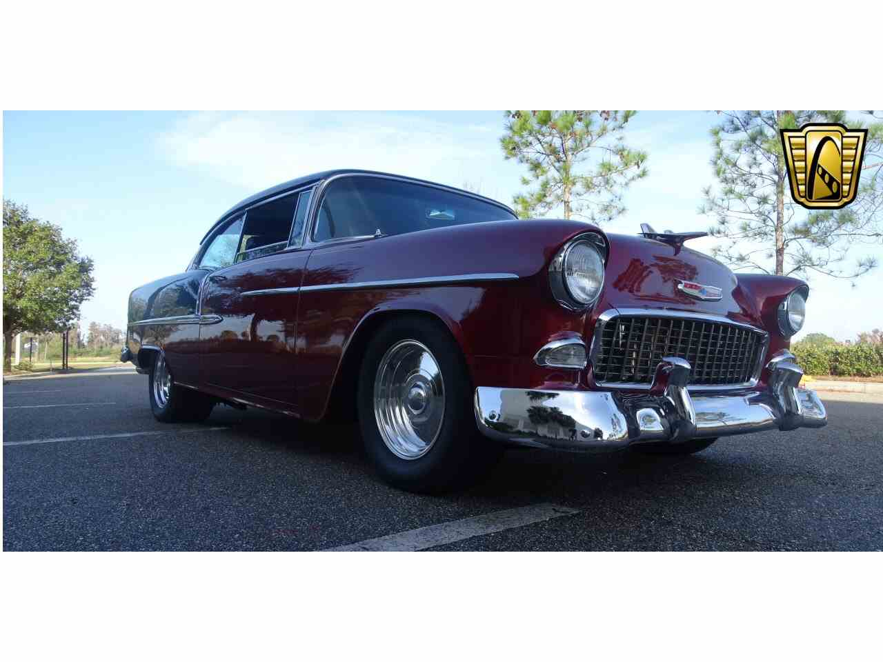 Large Picture of '55 Bel Air - KE0H