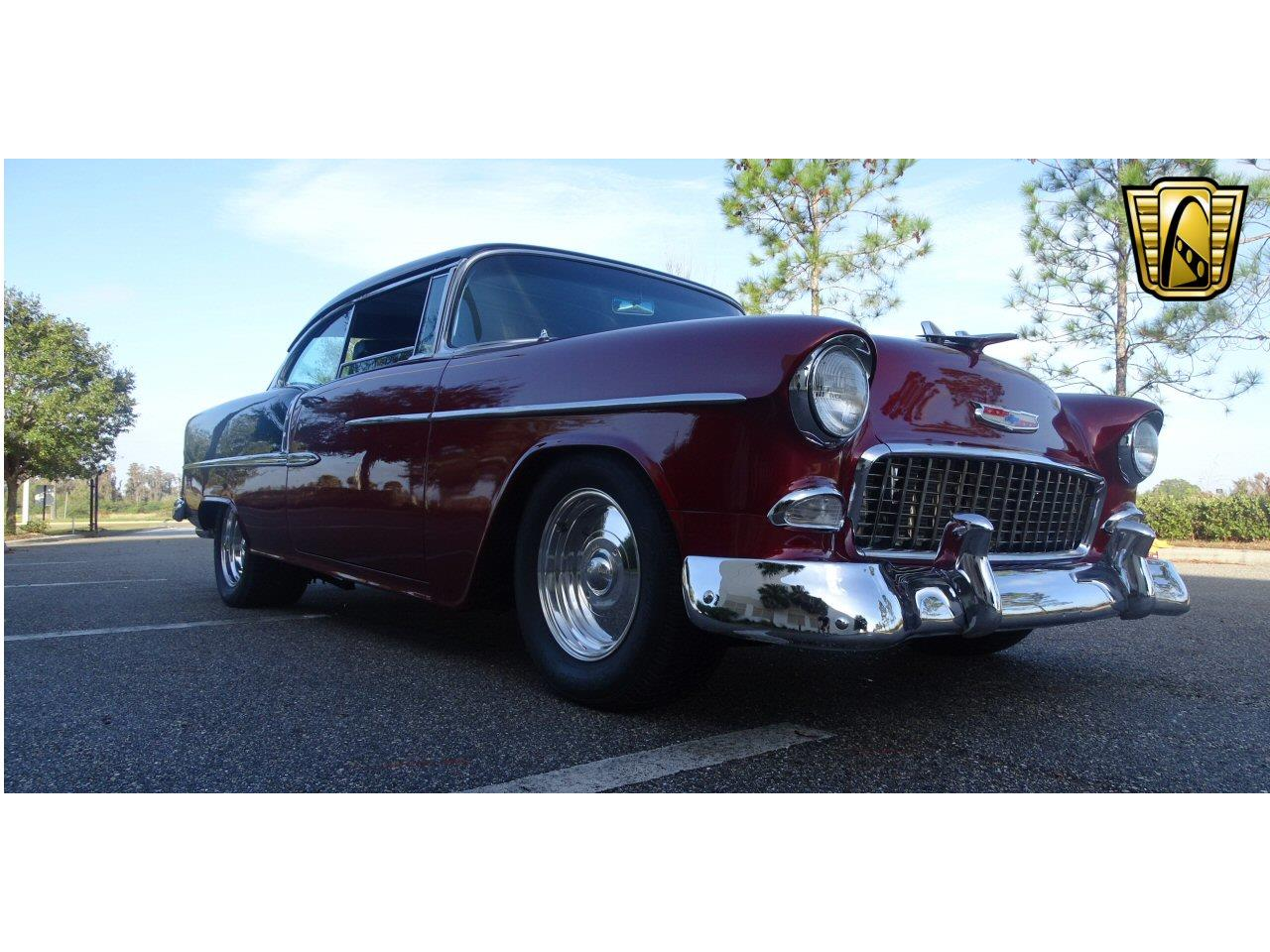 Large Picture of Classic 1955 Bel Air located in Florida - KE0H