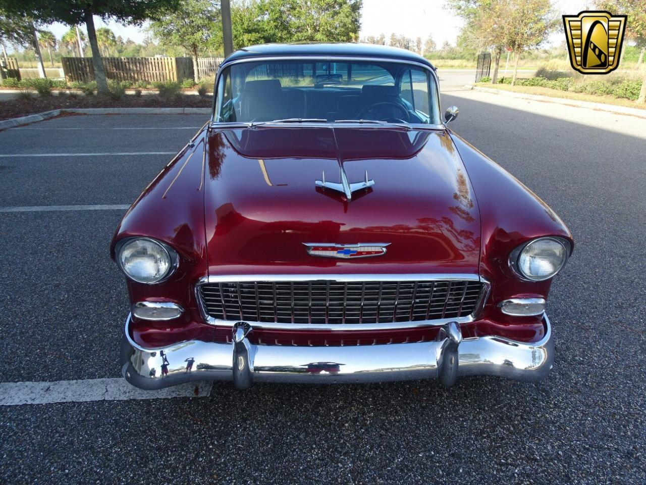 Large Picture of 1955 Bel Air Offered by Gateway Classic Cars - Tampa - KE0H