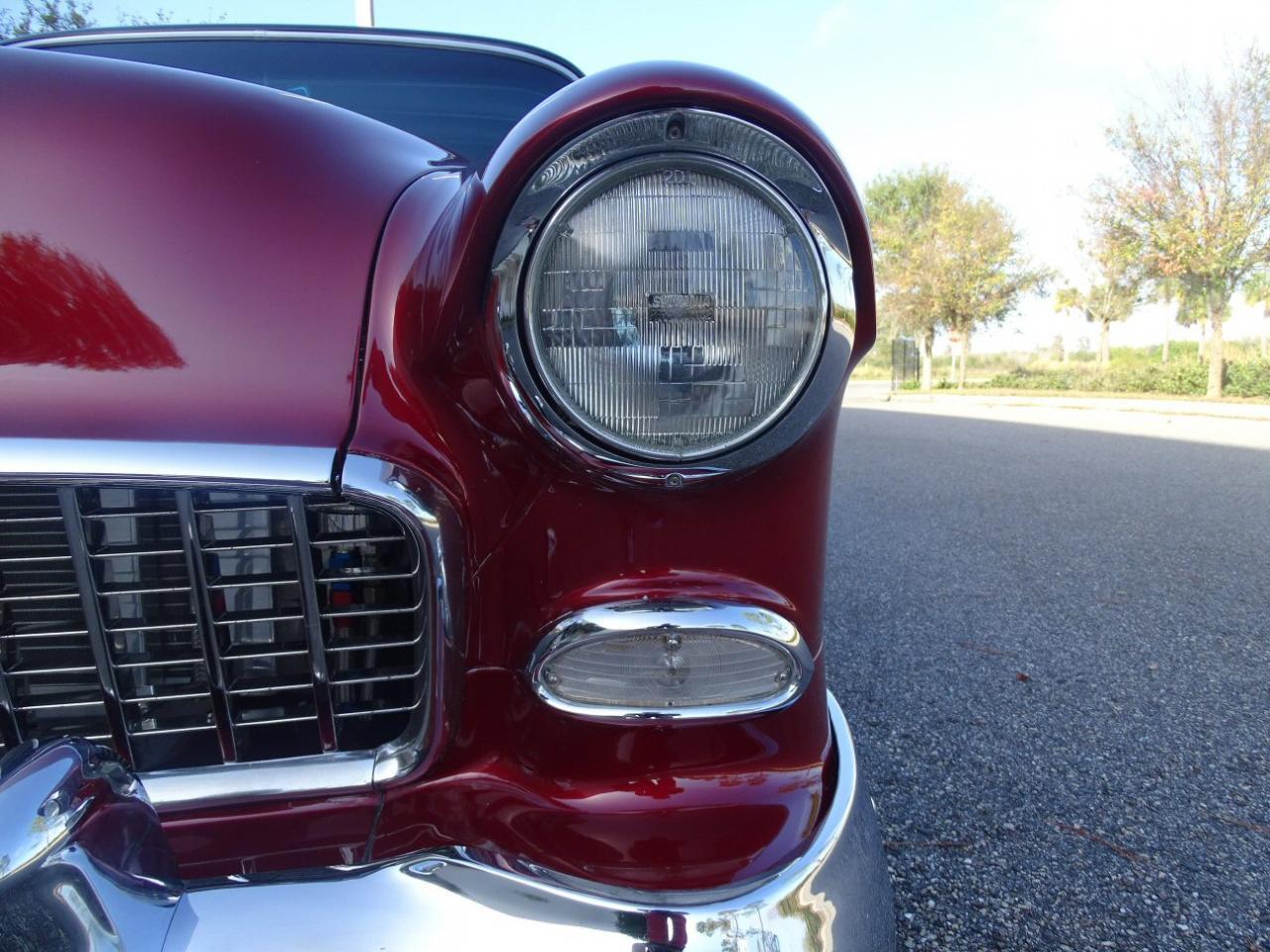 Large Picture of Classic '55 Bel Air - KE0H