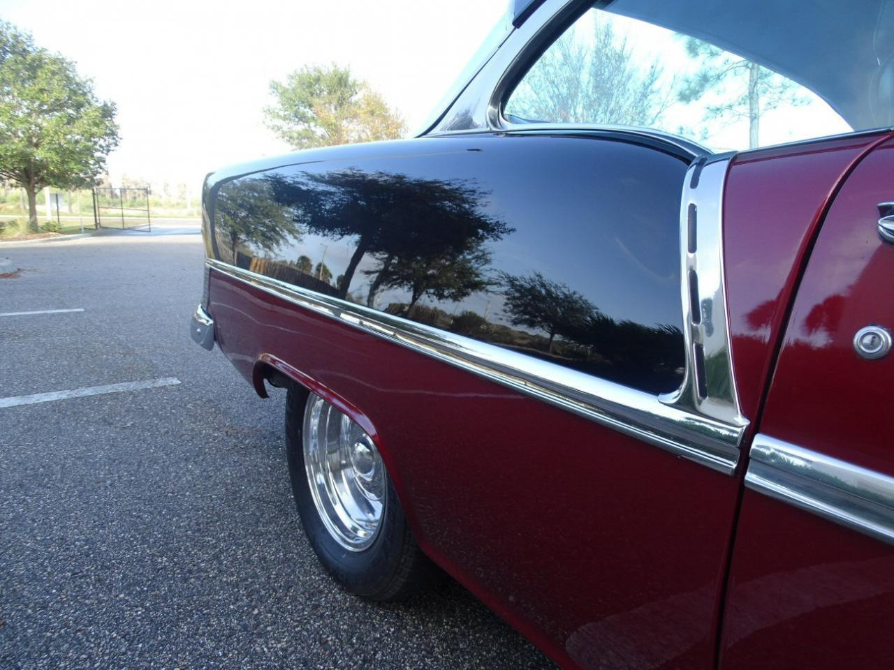 Large Picture of Classic '55 Chevrolet Bel Air located in Ruskin Florida Offered by Gateway Classic Cars - Tampa - KE0H
