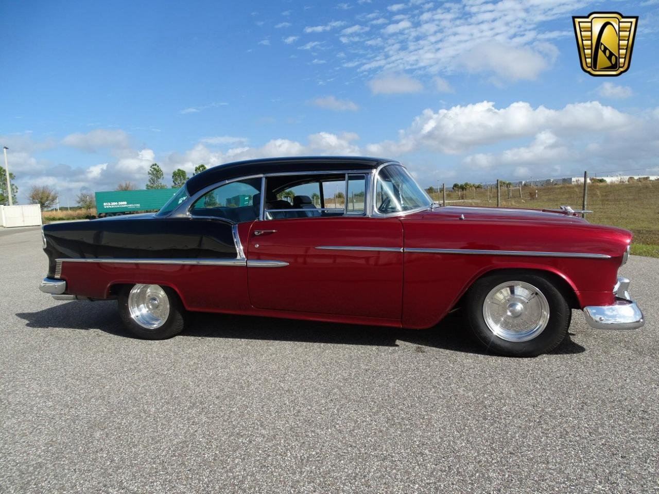 Large Picture of Classic '55 Bel Air located in Florida - $47,995.00 Offered by Gateway Classic Cars - Tampa - KE0H