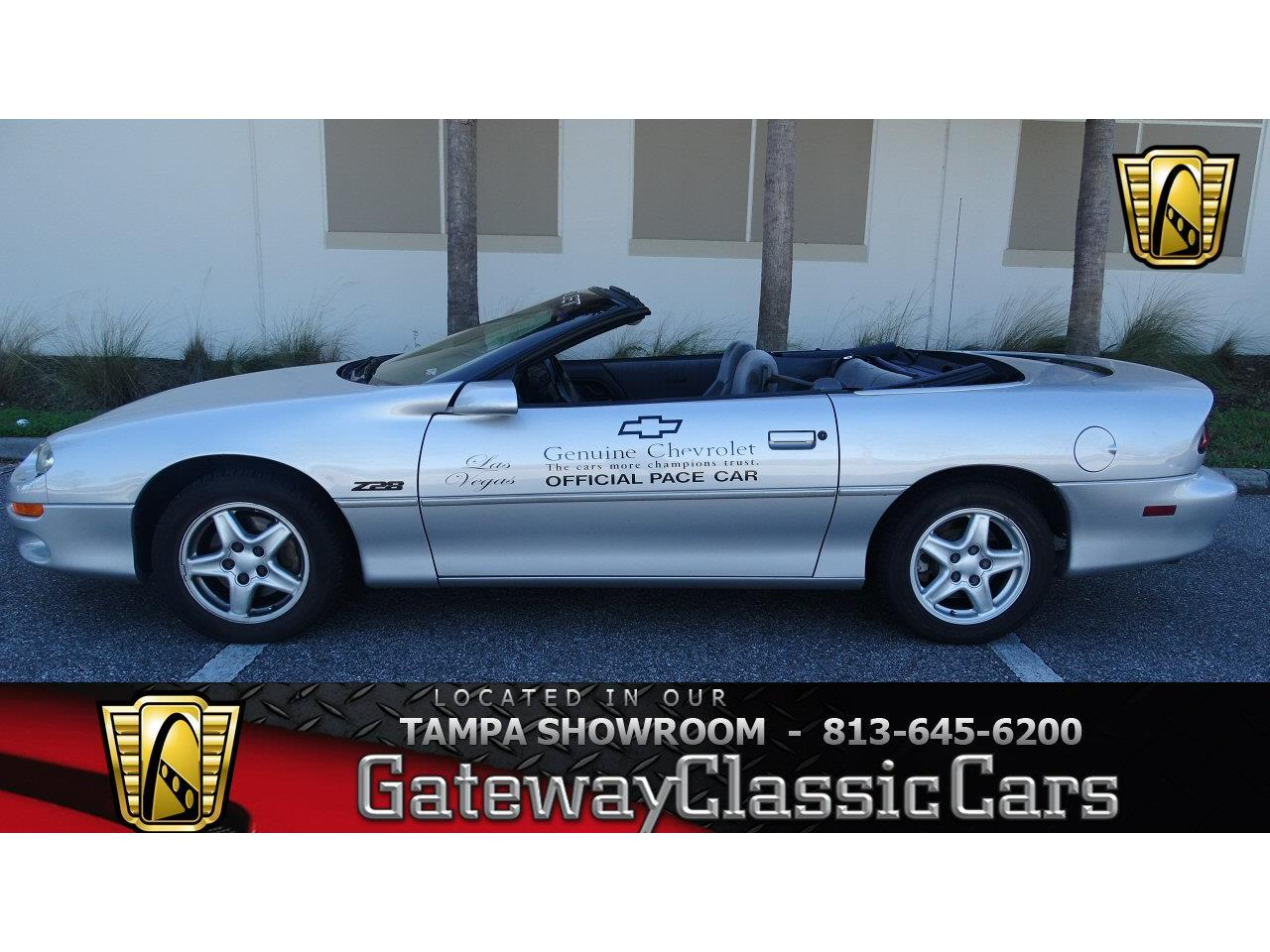 Large Picture of 1998 Chevrolet Camaro located in Ruskin Florida - $10,595.00 - KE0X