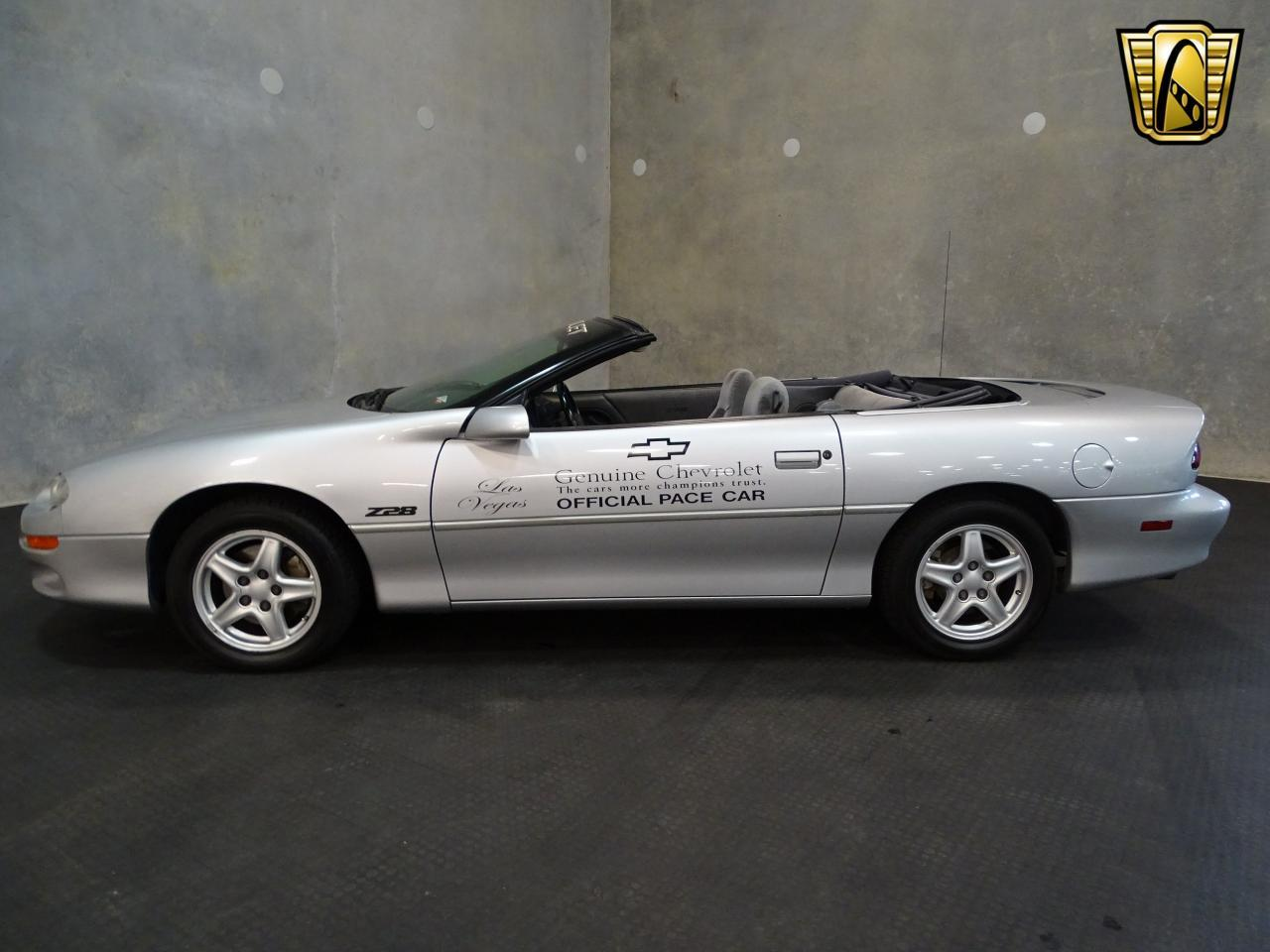 Large Picture of 1998 Chevrolet Camaro located in Ruskin Florida Offered by Gateway Classic Cars - Tampa - KE0X