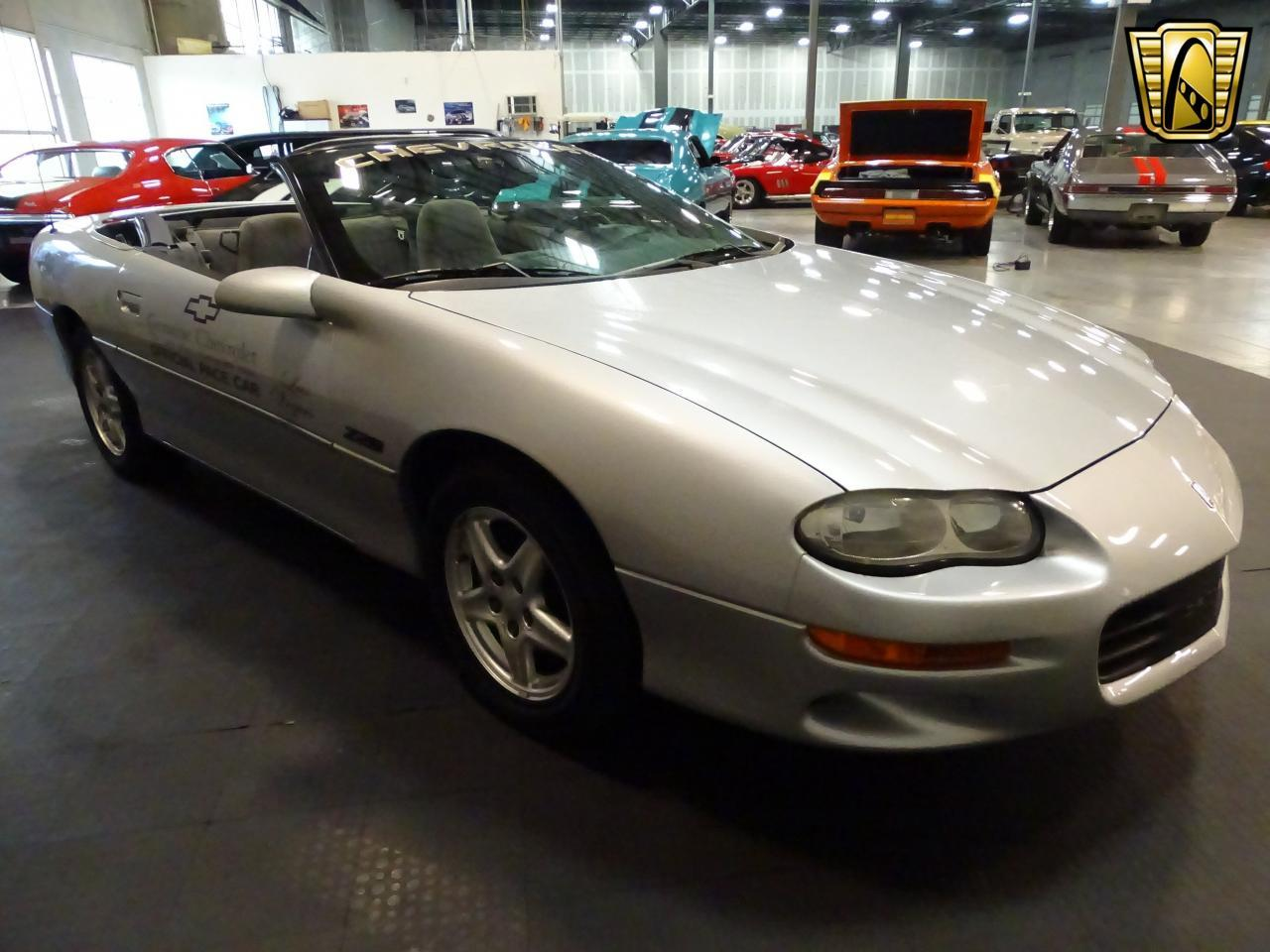 Large Picture of 1998 Camaro located in Florida Offered by Gateway Classic Cars - Tampa - KE0X