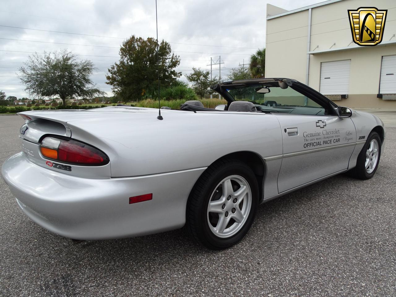 Large Picture of '98 Chevrolet Camaro Offered by Gateway Classic Cars - Tampa - KE0X