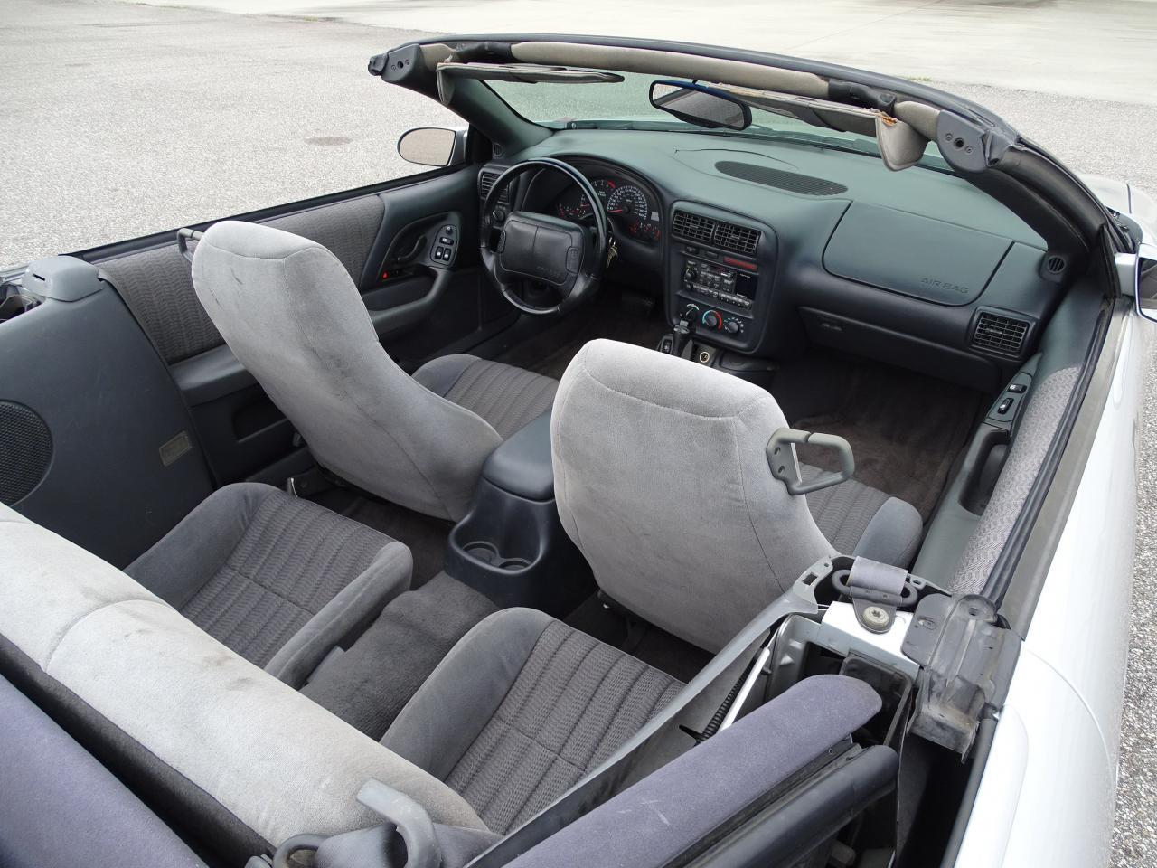 Large Picture of '98 Camaro - $10,595.00 Offered by Gateway Classic Cars - Tampa - KE0X