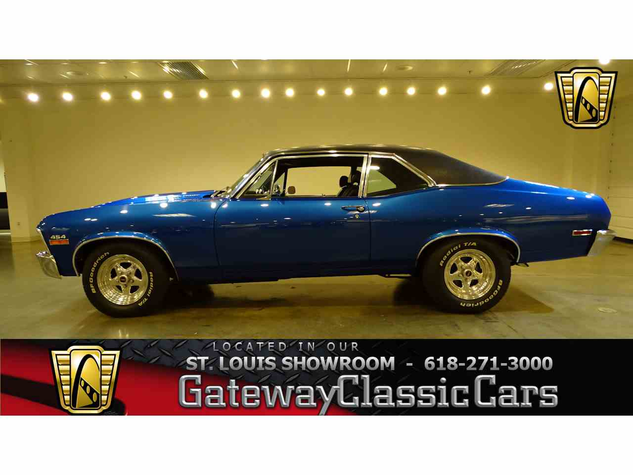 Large Picture of '71 Chevrolet Nova - $40,595.00 Offered by Gateway Classic Cars - St. Louis - KE13